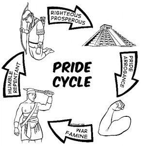 Book of Mormon Pride Cycle