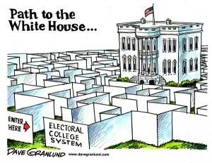 The Evolution and Destruction of the Original Electoral College