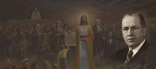 Ezra Taft Benson - This Nation Shall Endure